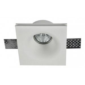 Фото 1 Встраиваемый светильник DL001-1-01-W в стиле техно