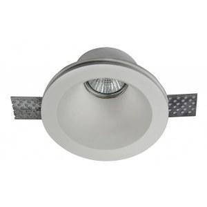Фото 1 Встраиваемый светильник DL002-1-01-W в стиле техно
