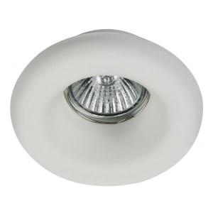 Фото 1 Встраиваемый светильник DL006-1-01-W в стиле техно