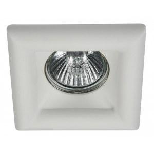 Фото 1 Встраиваемый светильник DL007-1-01-W в стиле техно