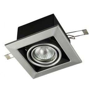 Фото 1 Встраиваемый светильник DL008-2-01-S в стиле техно