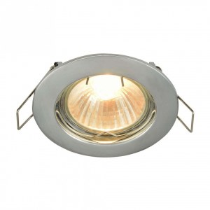 Фото 2 Встраиваемый светильник DL009-2-01-CH в стиле модерн