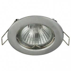 Фото 1 Встраиваемый светильник DL009-2-01-CH в стиле модерн