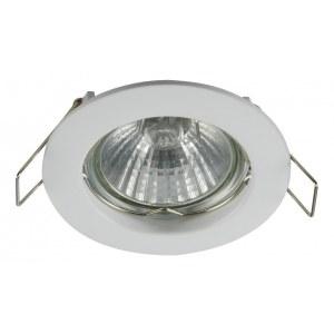 Фото 1 Встраиваемый светильник DL009-2-01-W в стиле техно
