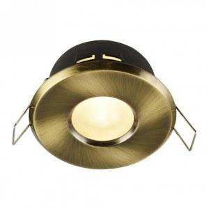 Фото 2 Встраиваемый светильник DL010-3-01-BZ в стиле техно
