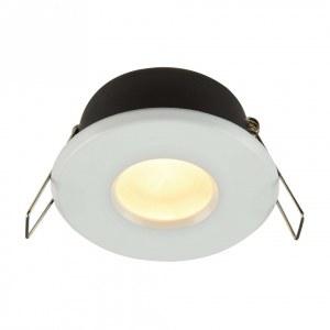 Фото 2 Встраиваемый светильник DL010-3-01-W в стиле техно