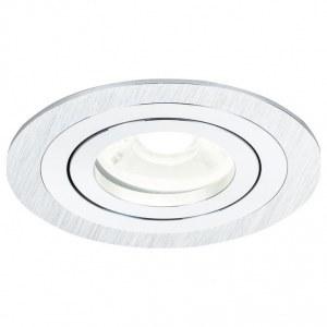 Фото 1 Встраиваемый светильник DL023-2-01S в стиле модерн