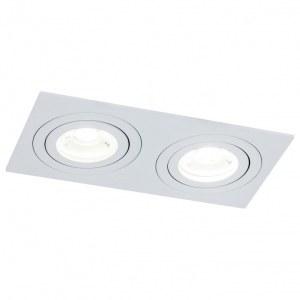 Фото 1 Встраиваемый светильник DL024-2-02W в стиле модерн