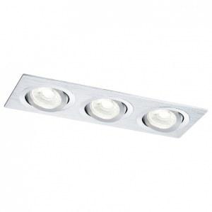 Фото 1 Встраиваемый светильник DL024-2-03S в стиле модерн