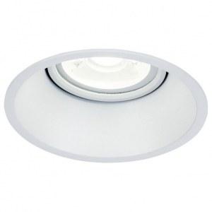 Фото 1 Встраиваемый светильник DL028-2-01W в стиле модерн