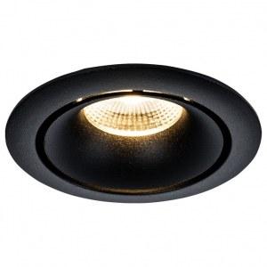 Фото 1 Встраиваемый светильник DL031-2-L12B в стиле модерн