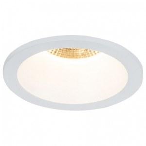 Фото 1 Встраиваемый светильник DL032-2-01W в стиле модерн