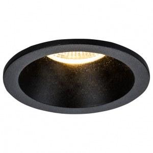Фото 1 Встраиваемый светильник DL034-2-L8B в стиле модерн