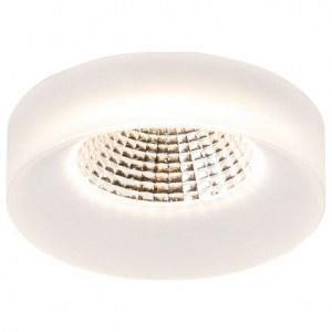 Фото 1 Встраиваемый светильник DL036-2-L5W в стиле модерн