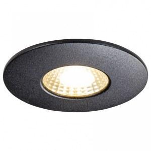 Фото 1 Встраиваемый светильник DL038-2-L7B в стиле модерн