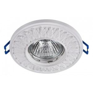 Фото 1 Встраиваемый светильник DL280-1-01-W в стиле модерн