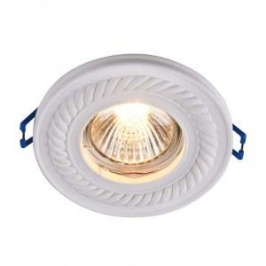 Фото 2 Встраиваемый светильник DL283-1-01-W в стиле техно