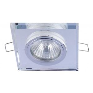 Фото 1 Встраиваемый светильник DL288-2-3W-W в стиле техно