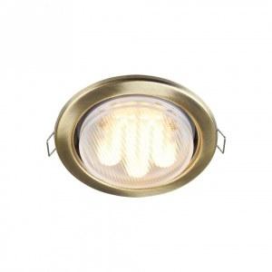 Фото 2 Встраиваемый светильник DL293-01-BZ в стиле техно