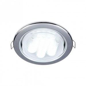Фото 2 Встраиваемый светильник DL293-01-CH в стиле техно