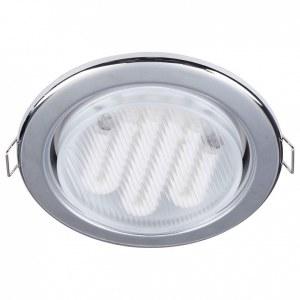 Фото 1 Встраиваемый светильник DL293-01-CH в стиле техно