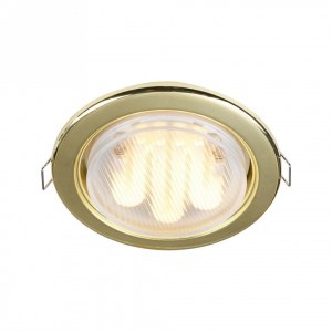 Фото 2 Встраиваемый светильник DL293-01-G в стиле техно