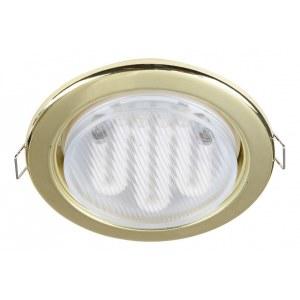 Фото 1 Встраиваемый светильник DL293-01-G в стиле техно