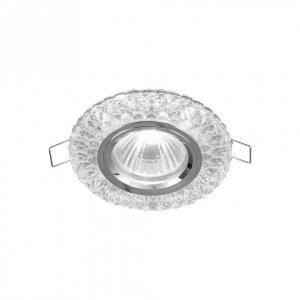 Фото 2 Встраиваемый светильник DL294-5-3W-WC в стиле модерн