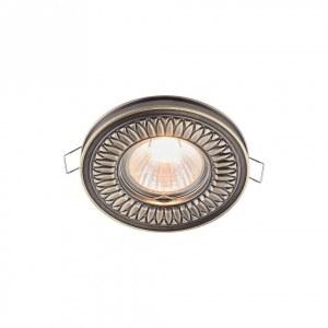 Фото 2 Встраиваемый светильник DL301-2-01-BS в стиле модерн