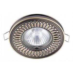 Фото 1 Встраиваемый светильник DL301-2-01-BS в стиле модерн