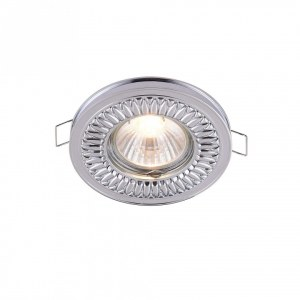 Фото 2 Встраиваемый светильник DL301-2-01-CH в стиле модерн