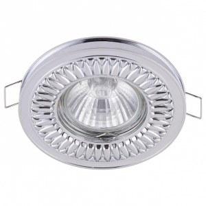 Фото 1 Встраиваемый светильник DL301-2-01-CH в стиле модерн