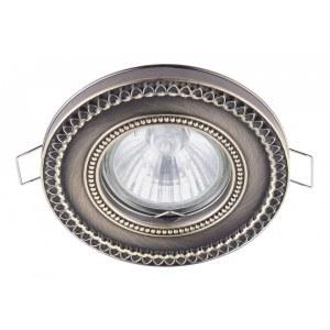 Фото 1 Встраиваемый светильник DL302-2-01-BS в стиле модерн