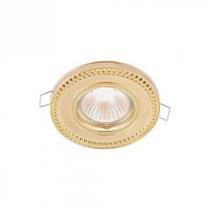 Фото 2 Встраиваемый светильник DL302-2-01-G в стиле модерн