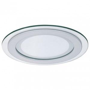 Фото 1 Встраиваемый светильник DL304-L12W в стиле техно