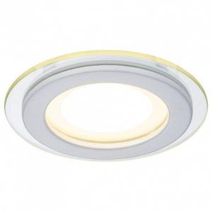 Фото 2 Встраиваемый светильник DL304-L6W в стиле техно