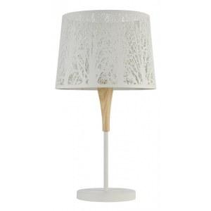 Фото 1 Настольная лампа декоративная F029-TL-01-W в стиле модерн