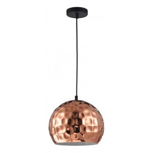 Фото 1 Подвесной светильник F031-00-R в стиле модерн
