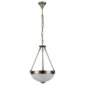 Фото 2 Подвесной светильник FR2012-PL-03-BZ в стиле классический
