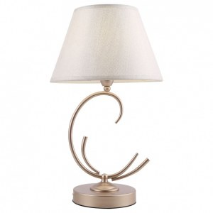 Фото 1 Настольная лампа декоративная FR2013TL-01G в стиле классический