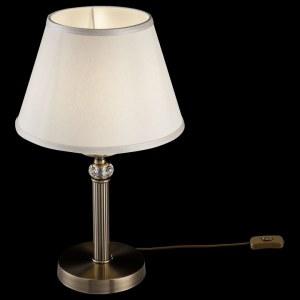 Фото 2 Настольная лампа декоративная FR2016TL-01BZ в стиле классический
