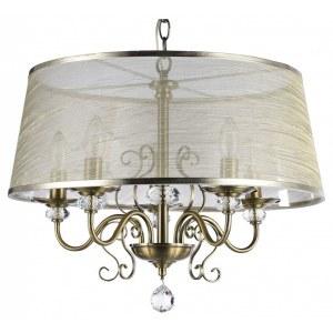 Фото 1 Подвесной светильник FR2405-PL-05C-BZ в стиле классический