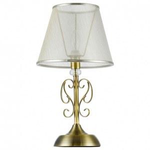 Фото 1 Настольная лампа декоративная FR2405-TL-01-BS в стиле классический