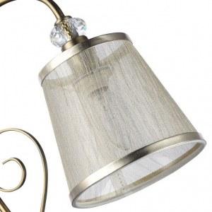 Настольная лампа декоративная Freya FR2405-TL-01-BZ
