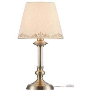 Фото 2 Настольная лампа декоративная FR2539TL-01BS в стиле классический