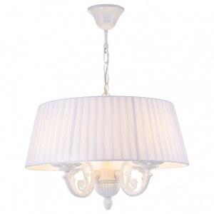 Фото 2 Подвесной светильник FR2686PL-04W в стиле флористика