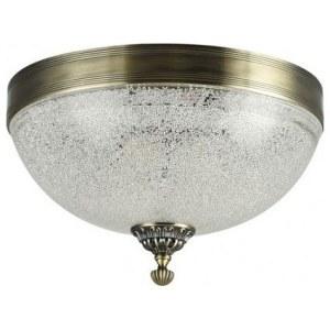 Фото 1 Накладной светильник FR2747-CL-03-BZ в стиле классический
