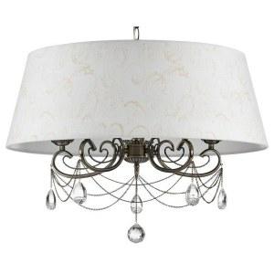 Фото 1 Подвесной светильник FR2904-PL-05C-BZ в стиле классический