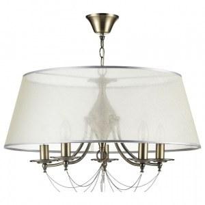 Фото 2 Подвесной светильник FR2908-PL-05C-BZ в стиле классический