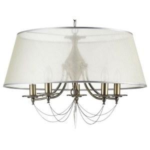 Фото 1 Подвесной светильник FR2908-PL-05C-BZ в стиле классический